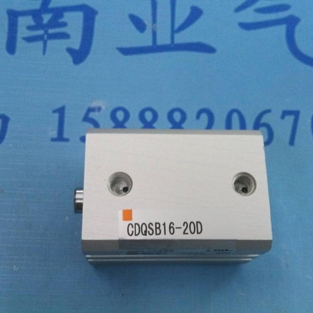 все цены на CDQSB16-20D SMC pneumatics pneumatic cylinder Pneumatic tools Compact cylinder Pneumatic components онлайн