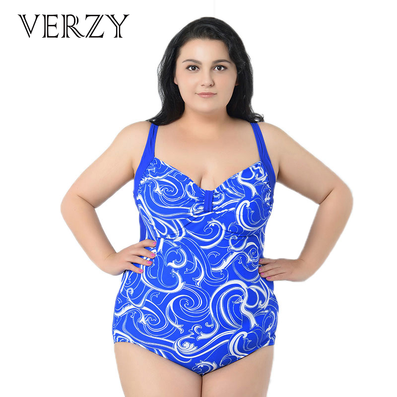 Sexy Backless beachwear women bathing suit Plus size swimwear Padded bra Push Up 2XL-6XL women Large clothes one pieces swimsuit women one piece triangle swimsuit cover up sexy v neck strappy swimwear dot dress pleated skirt large size bathing suit 2017