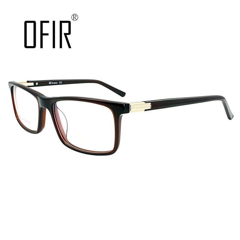 f2dc86e5125 Online Shop OFIR Korean Optical Glasses Frame Clear Lens Women Eyeglasses  Spectacle Frames thom browne eyewear 2018 de grau BB6017
