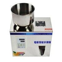 Amplamente utilizado semi-automático pó açúcar sal máquina de enchimento manual 2-100g