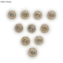 Buttons Sequins Decoration 50pcs