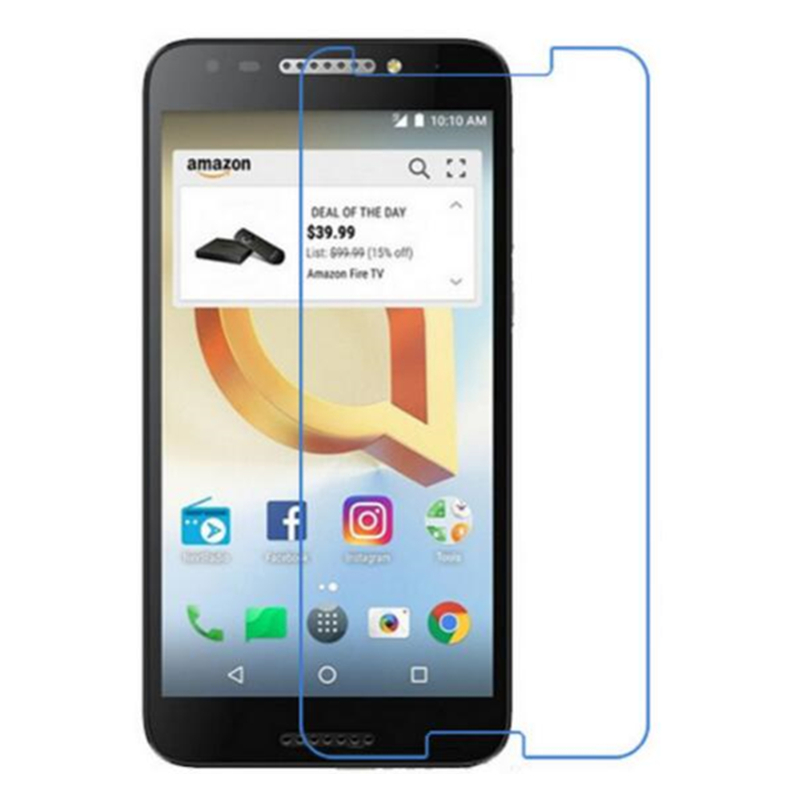 For Alcatel A30 A30 Plus 5.0 5.5 inch A30Plus Screen Protector Protective Film Guard Tempered Glass