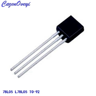 50pcs/lot 78L05 L78L05 TO-92 In Stock