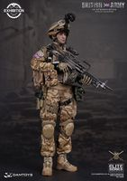 Damtoys 2016 CICF Exhibition Edition 78036 British army in Afghanistan MINIMI Machinegunner collection action figure