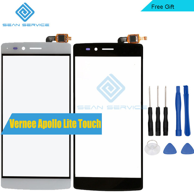 "For Vernee Apollo Lite TP  Touch Screen Panel Perfect Repair Parts +Tools Touch Screen  5.5"" Vernee Apollo Lite Mobile phone"
