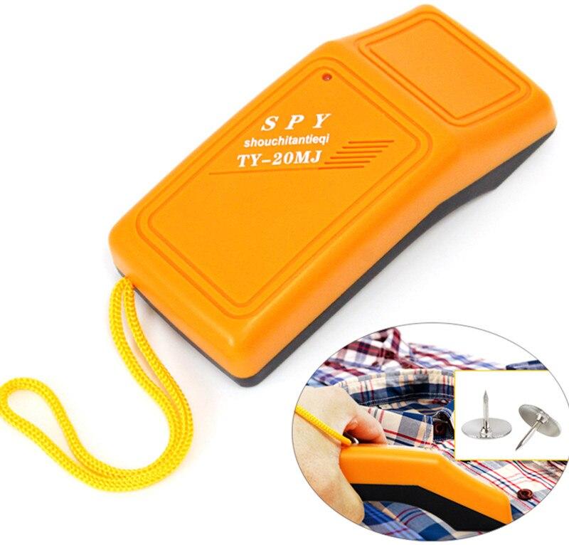 TY-20MJ Handheld Metal Detector High Sensitivity Needle Detector Food Metal Detector Needle Scanner Iron Detector