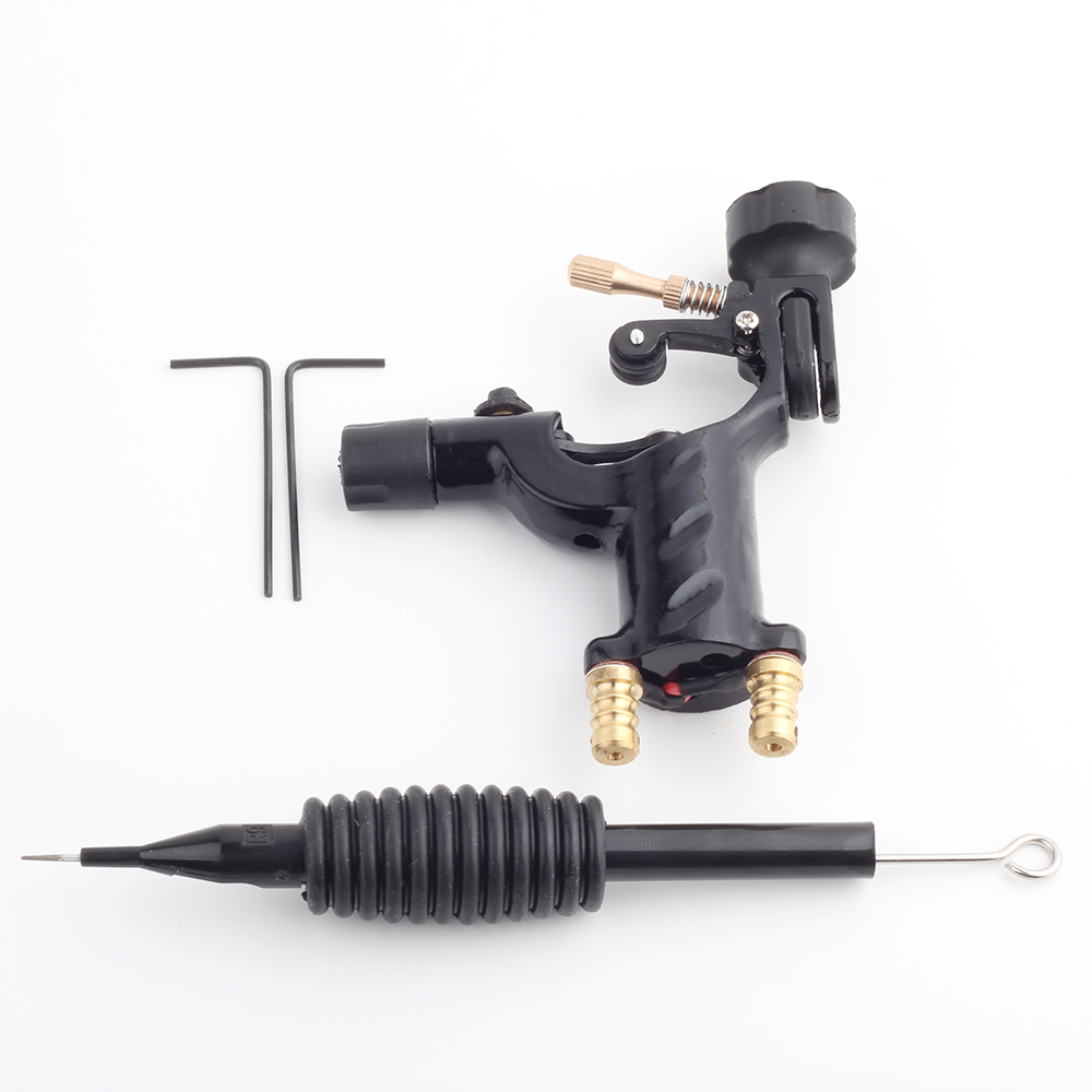 YILONG Dragonfly Rotary Tattoo Machine Shader & Liner 7 Colors Assorted Tatoo Motor Gun Kits Supply For Artists 3
