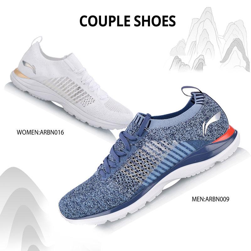 Li-ning hommes Super léger XV chaussures de course léger respirant baskets Mono fil doublure chaussures de Sport ARBN009 XYP652 - 6