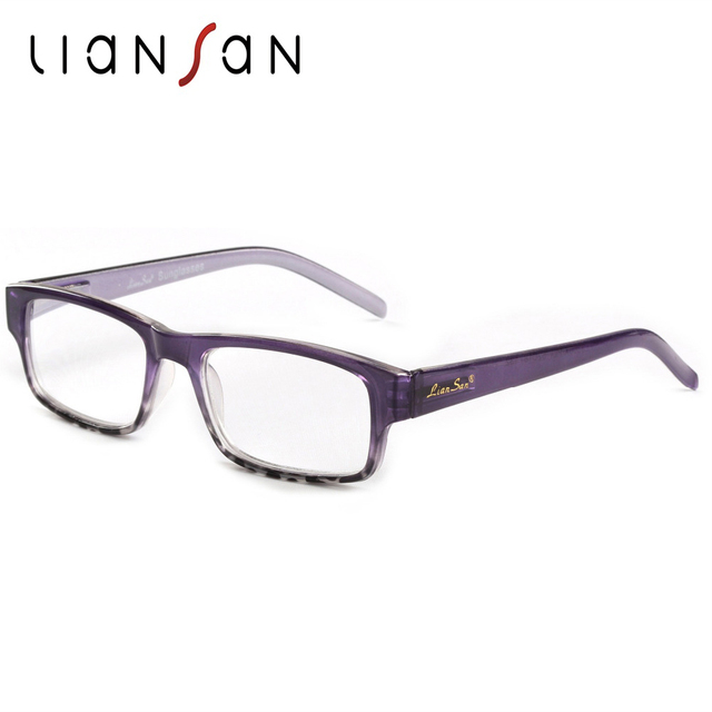 b2b85e7ca1c LianSan Vintage Fashion Retro Plastic Eyewear Bifocal Reading Glasses Women  Men Brand Designer Hyperopia Presbyopia 3.0 L3300