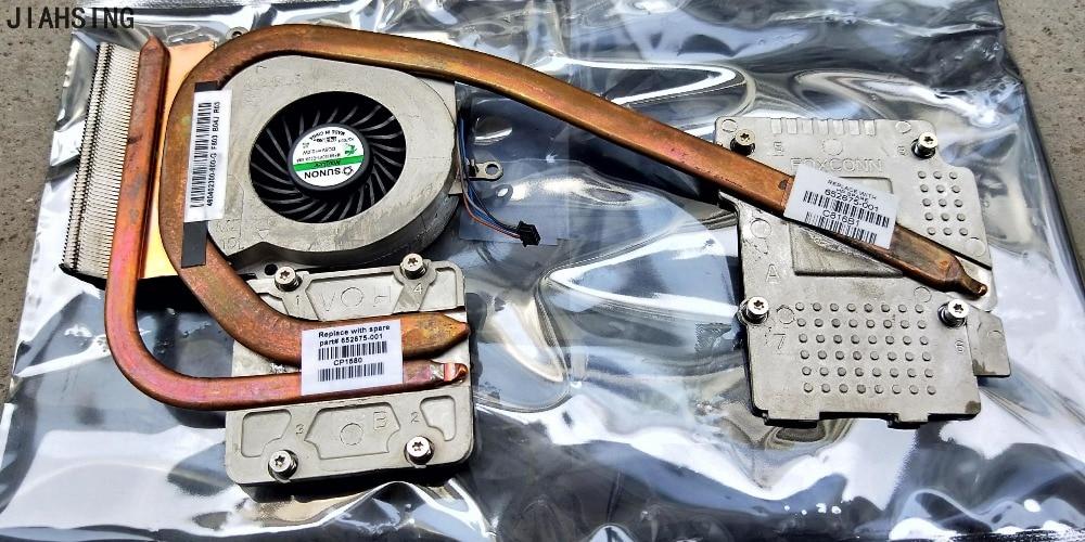 cooler for HP ENVY 15 15-3000 cooling heatsink with fan 668827-001 690006-001