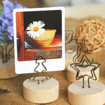 Support Style Clip String Picture Decorative Party Banquet Frame Home Decor clips
