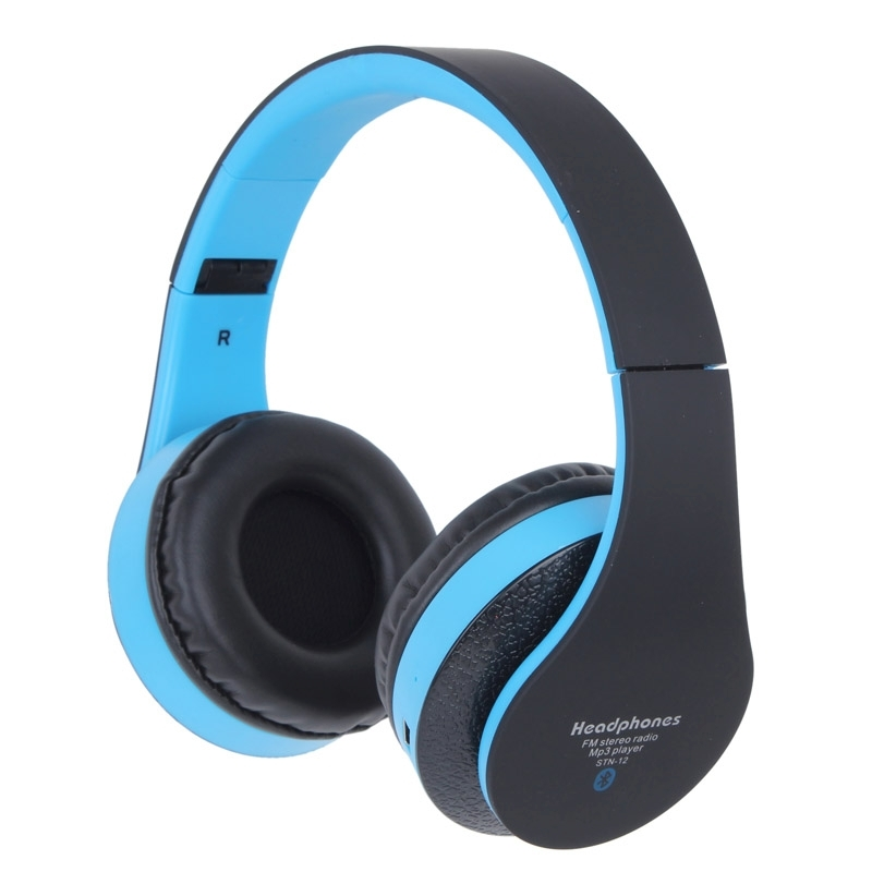 HiFi Noise Cancelling Wireless Headphones Super Bass Stereo Bluetooth Headset Headphone Support FM Radio TF Card Gaming