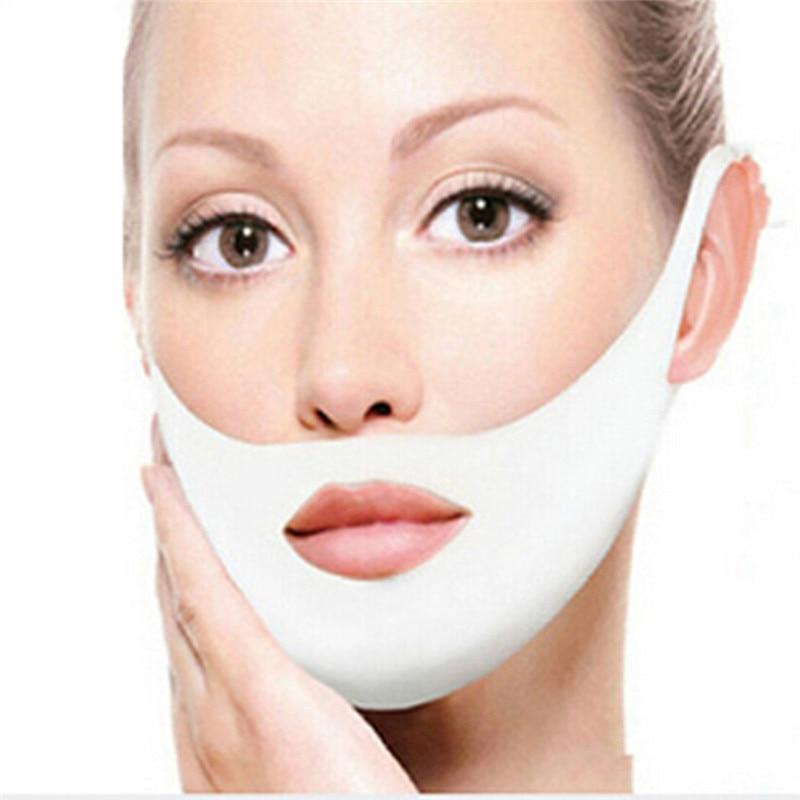 Facial Thin Face Mask Slimming Bandage Skin Care Tools Belt Shape Lift Reduce Double Chin Face Mask V Face Thining Band