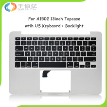 Original New A1502 Topcase for MacBook Pro Retina 13″ Top case with US Layout Keyboard Year 2015