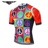 Weimostar Quick Dry Cycling Jersey Top Men Summer Short Sleeve Cycling Clothing Downhill Bike Jersey mtb Bicycle Jersey Clothes
