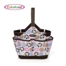 Colorland brand waterproof baby care storage bag liner large capacity bag maternity handbag diaper bag large diaper bag Mummy