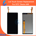 LL TRADER Hot Sale Original Quality AAA For HTC Desire 600 LCD Display Touch Screen Digitizer Assembly Tools + Free Shipping