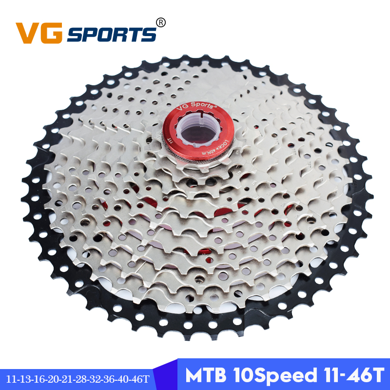 Cassettes, Freewheels & Cogs Vg Sports 9 Speed 11-46t Cassette Freewheel Mountain Bike Flywheel Bicycle Parts