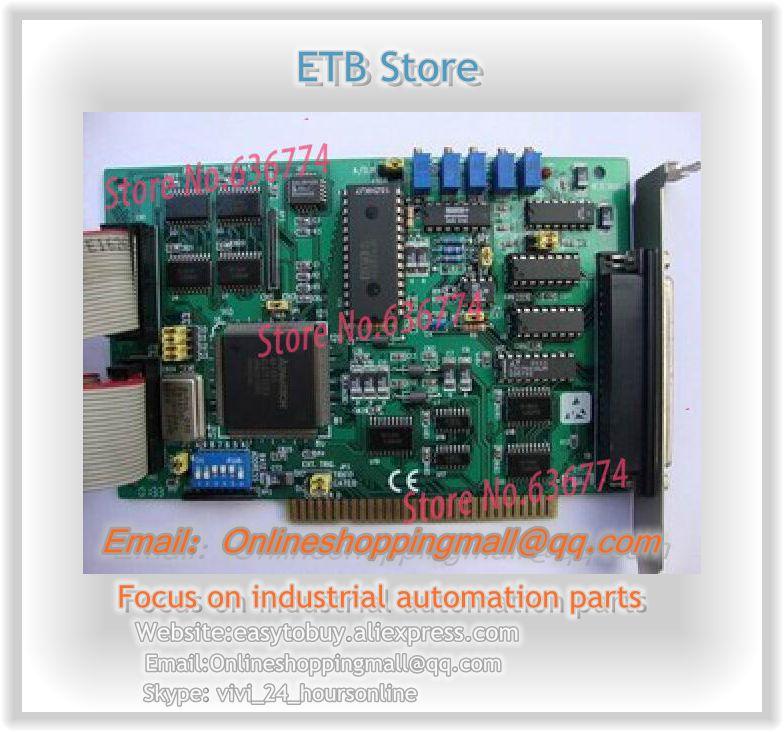PCI-818L REV A5 Data Card