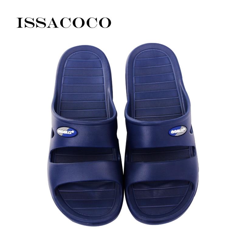 ISSACOCO 2018 Чоловічі черевики тапочки - Чоловіче взуття