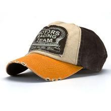 5 moda nueva Unisex Baseball Cap algodón motocicleta Cap Grinding Do Old  Hat envío gratis f54e8dfc624