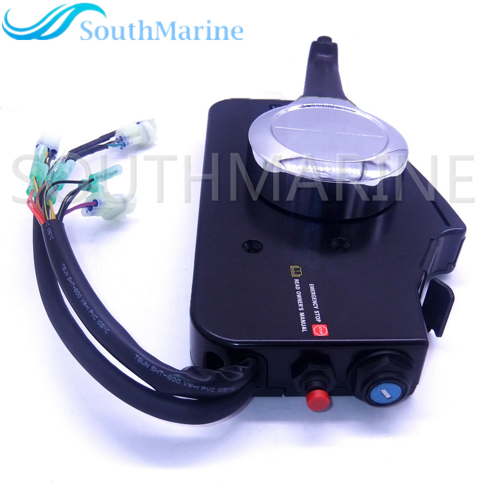 Boat Engine 24800 ZZ5 A22 24800 ZZ5 A01 24800 ZZ5 A02 Remote Control Box for Honda Outboard Motor BF40 150-in Boat Engine from Automobiles & Motorcycles    3