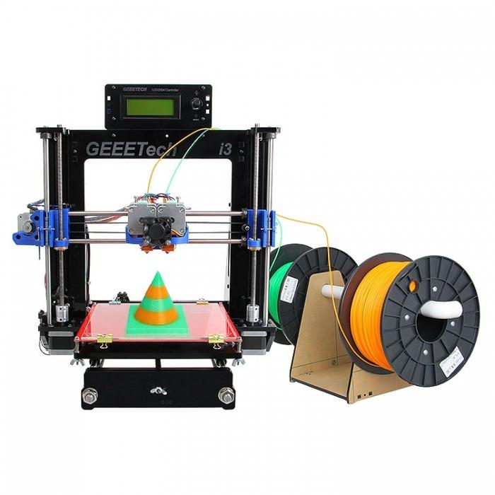 Geeetech metal MK8 extruder holder for single head MK8 Acrylic I3 3D Printer