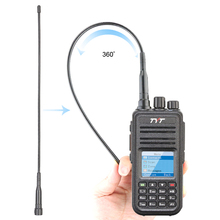 Tytera TYT MD-380 Walkie Talkie Digital UHF 400-480MHz 5W Mobile DMR LCD Compatible With Motoorola Two way Radio MD 380