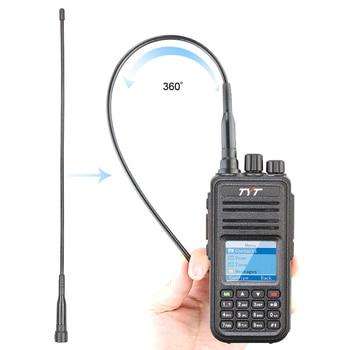 TYT MD-380 Walkie Talkie Digital UHF 400-480MHz 5W Digital Mobile DMR LCD Compatible With Motoorola Two way Radio MD 380