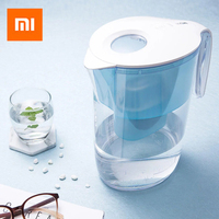 Xiaomi VIOMI 3.5L Hyper Energy Water Filter Pitcher Filtration Dispenser Cup With Lid Spout Filter Xiaomi Water Filter Household