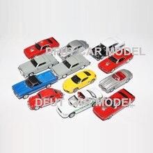 1: 87 сплав игрушечный спортивный автомобиль модель Купер Детские Игрушечные Машинки оригинальные авторизованные Аутентичные детские игрушки подарок