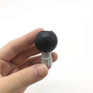 Image 1 - Motorcycle Handlebar Clamp Base with 1 Inch Ball for For RAM B 367U for Kawasaki Car Vehicle Phone Holder Bolt Bracket