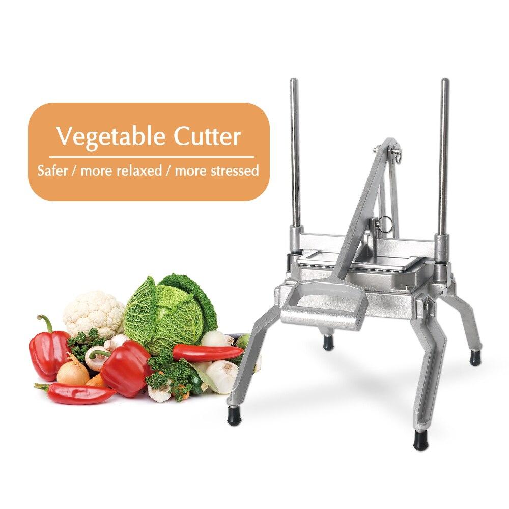 野菜カッター多機能レタススライスダイシング破砕機商業ステンレス鋼ブレフードプロセッサー