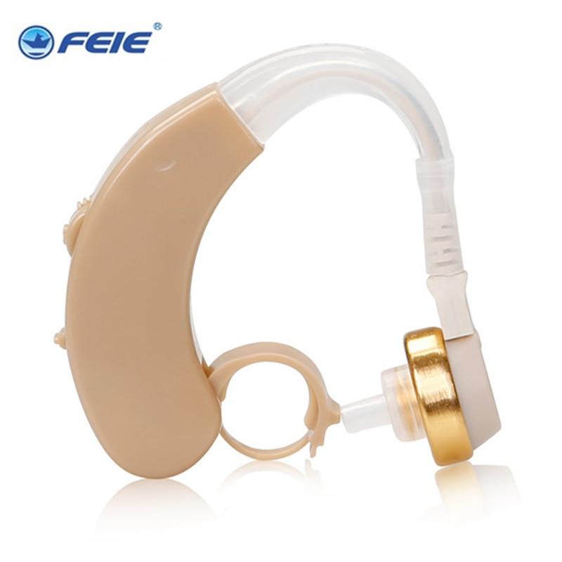 Aparelhos auditivos Mini Máquina de Audição Volume Ajustável