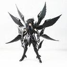 Anime Metal Saint Seiya Cloth Myth Specters Emperur Hades God Of Underworld Action Figure Colletion Model toys for gift