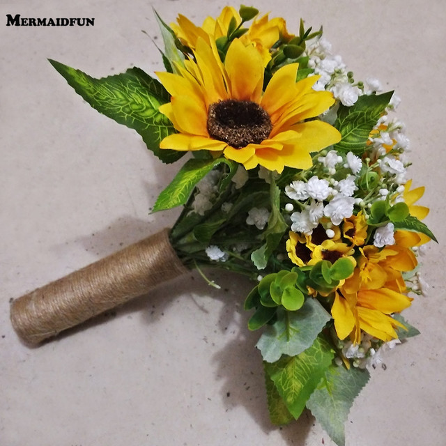 2018 new arrival white yellow flower green leaf wedding bouquet 2018 new arrival white yellow flower green leaf wedding bouquet birdal bouquet wedding accessories mightylinksfo
