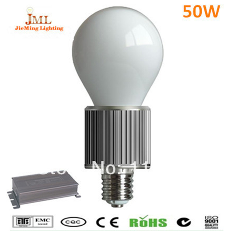 E27 Base 50w 3500lm Induction Lamp With Ballast Used In Indoor Or Outdoor  Fixture Replace Energy Saving Lamp MHL HPL