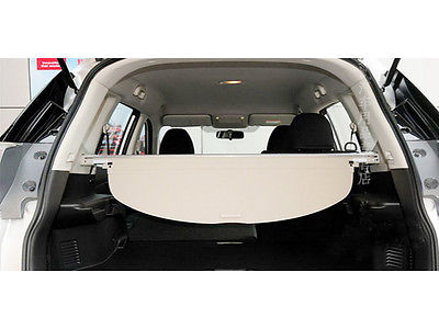 Trunk Shade Beige Cargo Cover For Nissan Rogue sv X Trail T32 2014 2017 in Chromium Styling from Automobiles Motorcycles