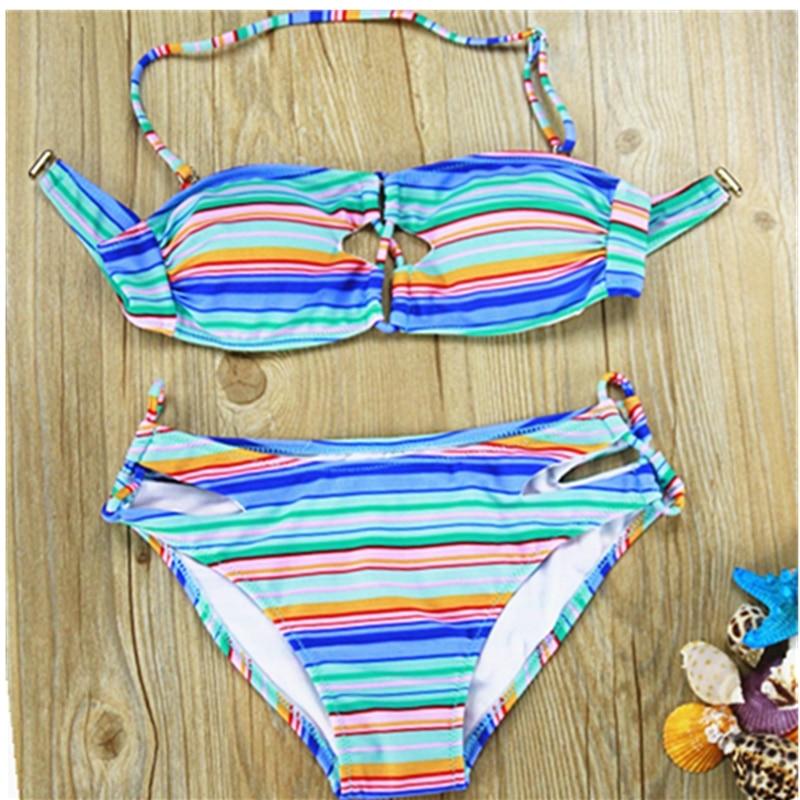 fashion bikini swimwear women summer style maillot de bain. Black Bedroom Furniture Sets. Home Design Ideas