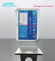 Universal Tablet Kiosk Stand Mount On Desktop 7 To10 1 Inch For Ipad Samsum Ect Tablet
