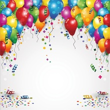 Laeacco Romantic Balloon Wedding Portrait Scene Party Photography Backgrounds Customized Backdrops For Photo Studio