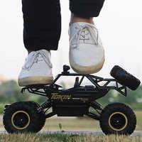 1:12 4WD RC Cars 2019 zaktualizowana wersja 2.4G sterowanie radiowe RC Cars Buggy High speed wspinaczka Off-Road Trucks zabawka na prezent dla dziecka