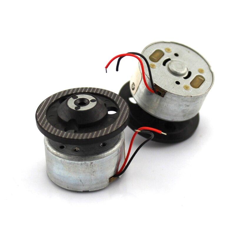 Micro-Getriebemotor Gummirad für DIY und Rparatur Intelligentes Auto Spielzeug