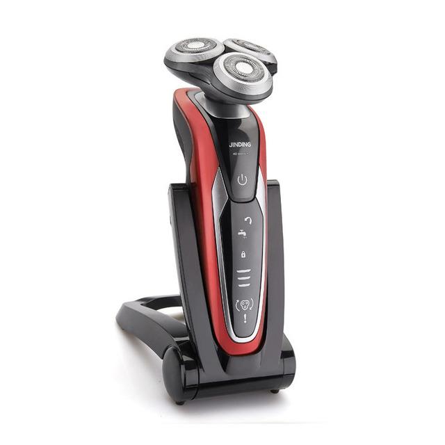 Máquina de afeitar eléctrica recargable 2016 alta calidad superior de tres cabezas para philips máquina de afeitar de afeitar máquinas de afeitar eléctricas para los hombres de afeitar rq5180