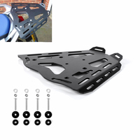Motorcycle Black Rear Luggage Rack for HONDA CFR1000L Africa Twin 2016