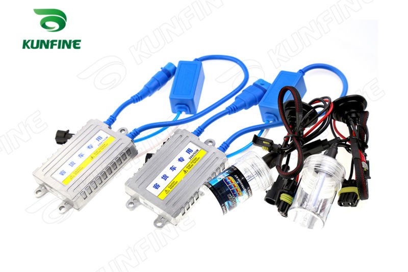 24V/55W Xenon Truck Headlight D2S HID Conversion xenon Kit Car HID light with Slim AC ballast For Lorry Drop Shipping free shipping 100w 9005 h10 hb3 ac hid conversion kit 4300k 6000k 8000k 10000k 12000k car headlight light xenon super bright