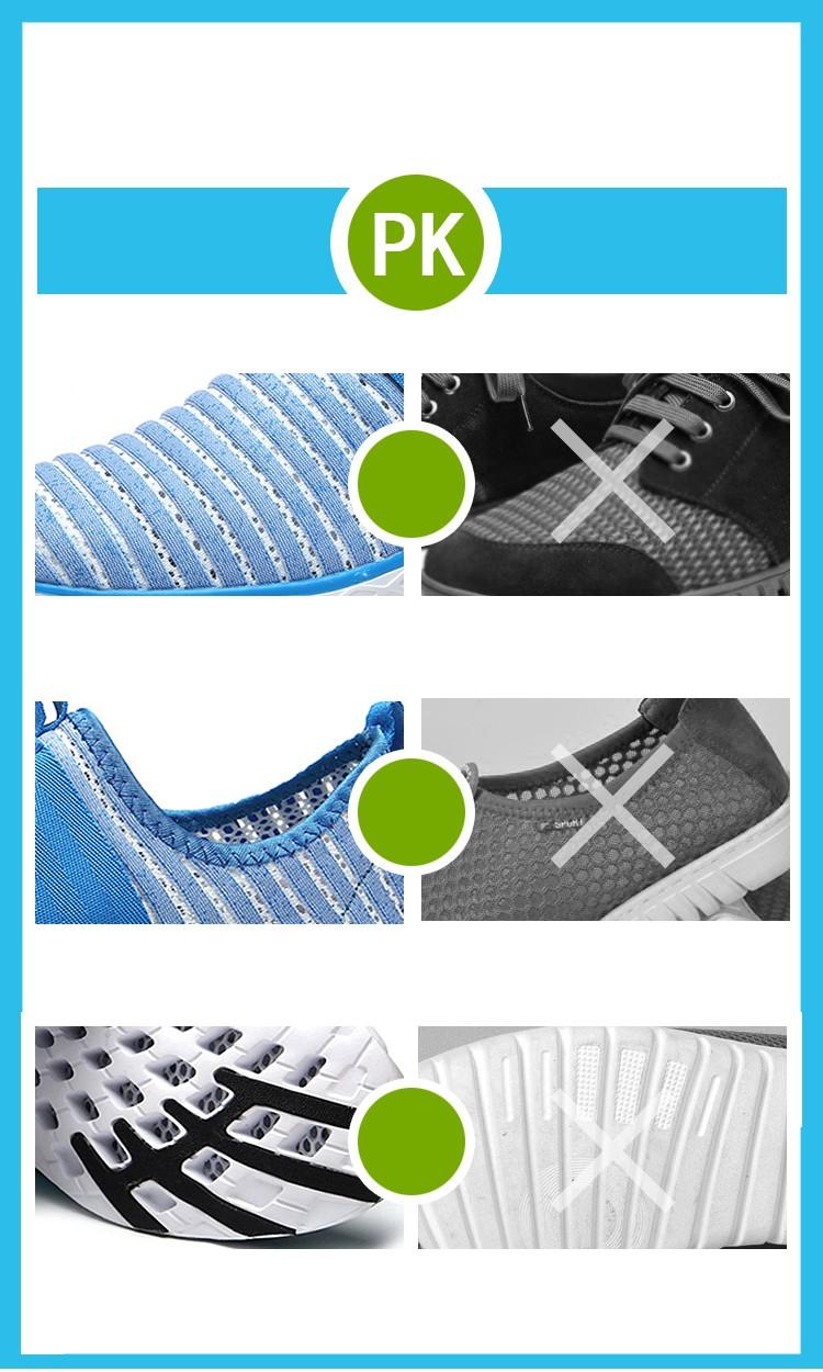 Socone Sneakers for Men Black Summer Aqua Shoes Breathable Mesh Foot wear Chaussure Women Shoe Plus Size 36-47 Zapatillas hombre (10)