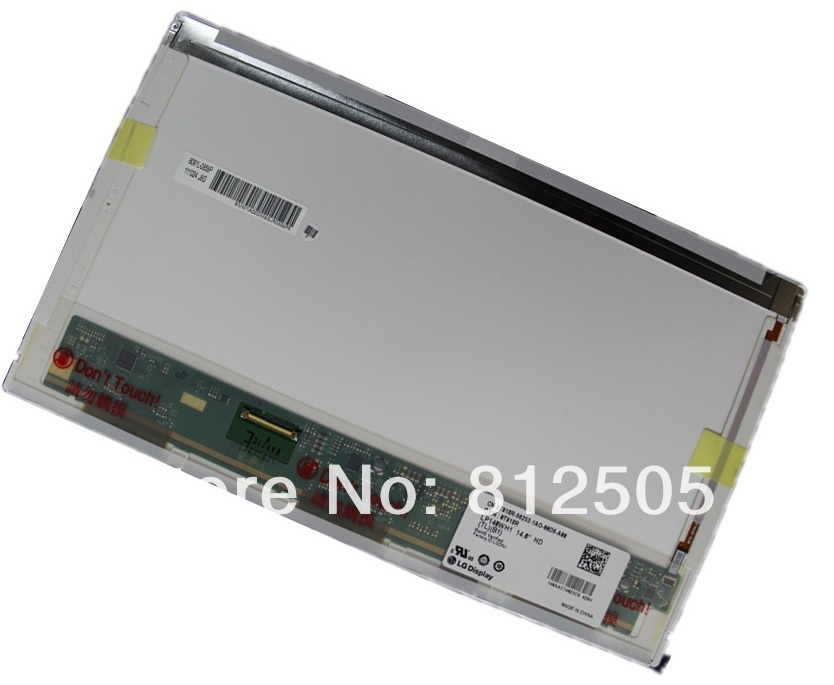 14 LCD LED Screen For TOSHIBA A000074010 Laptop New A+ WXGA HD цена