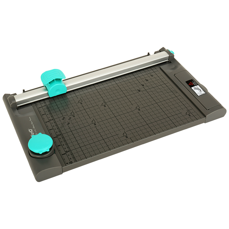 A4 4 In 1 Rotary Paper Trimmer Paper Cutter Wave Dotted Line Scrapbooking Machine For A4 A5 A6 Cutting Mat Paper Photo Cutter Paper Trimmer     - title=