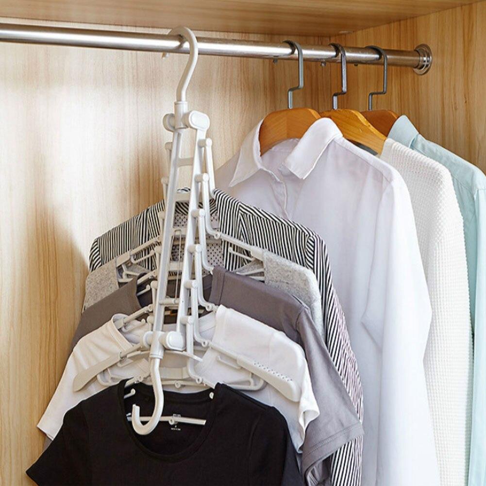 Горячая Распродажа, телескопические вешалки для одежды, складные сушилки для одежды, брюк, штанов, вешалка с зажимами, крючки для гардероба, Органайзер Домашний для хранения
